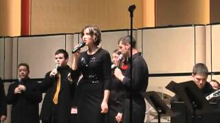 """Save Your Love For Me"", Vocal Jazz 1, CWU, Dec 1, 2006"