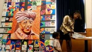 The Art of Restorative Justice - Celebrating the Cheyenne Bell Mural
