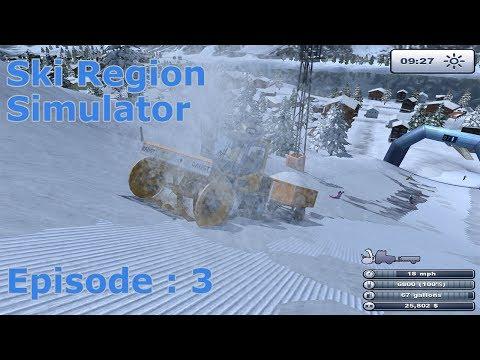 Ski Region Simulator - Multiplayer - EP:3