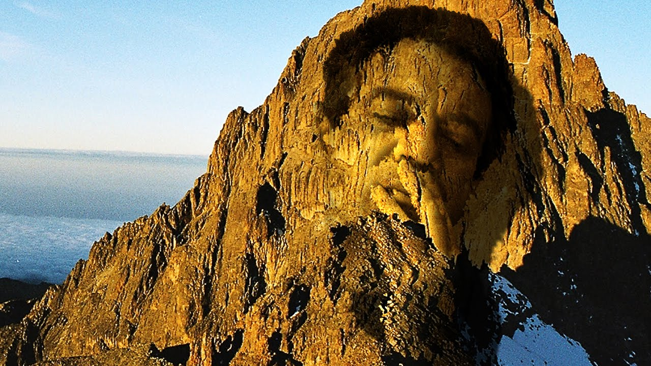 Photoshop: How To Carve A Face Into A Mountain