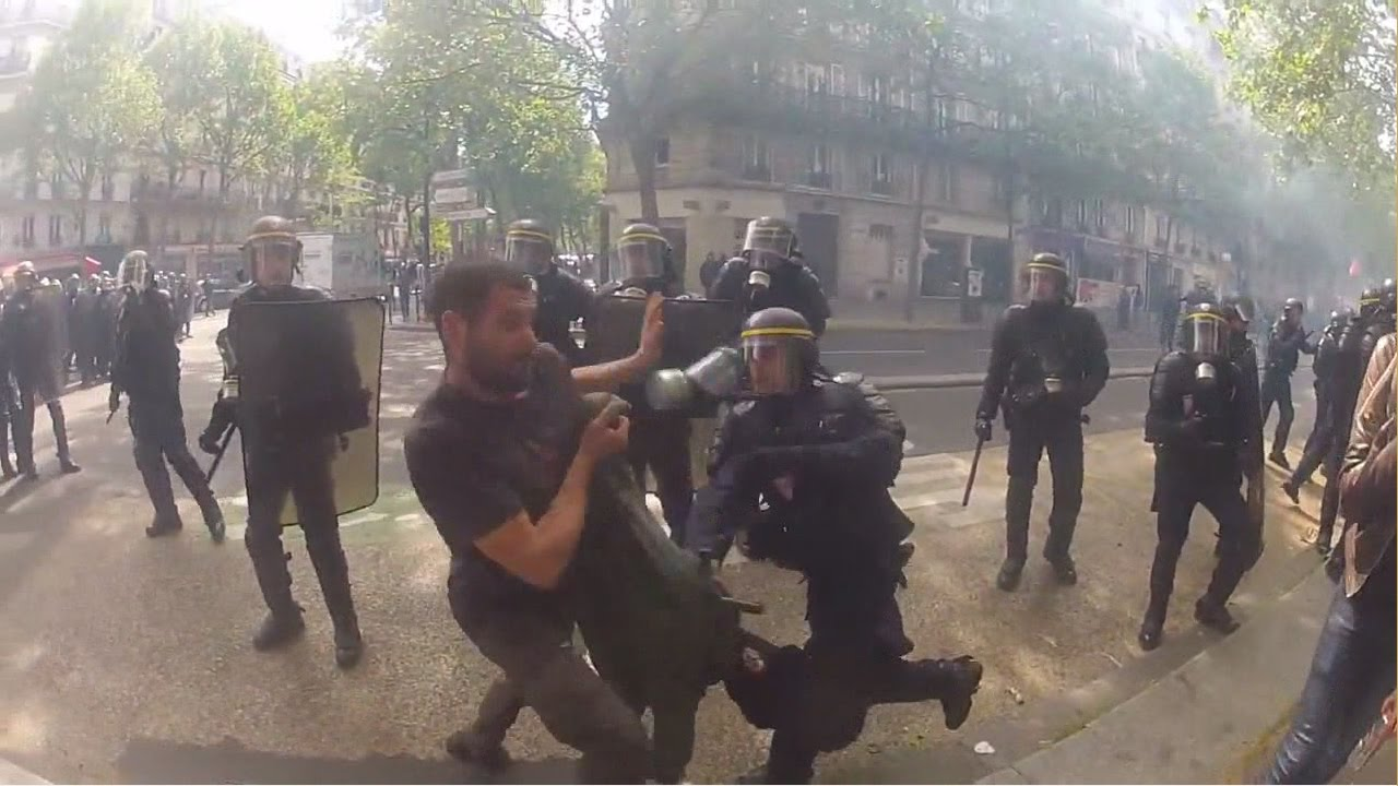 manif 1er mai compile violences polici res youtube. Black Bedroom Furniture Sets. Home Design Ideas