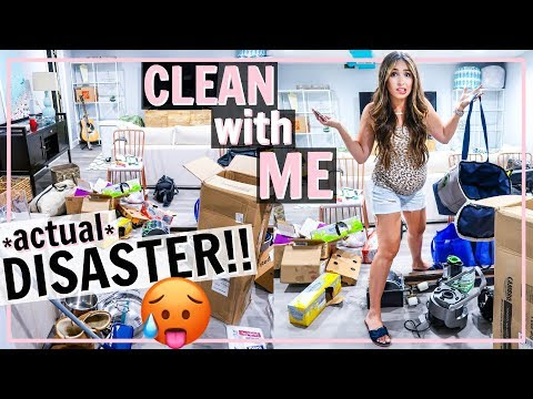 🥵huge-disaster!-extreme-mess-disaster-clean-with-me!-|-alexandra-beuter