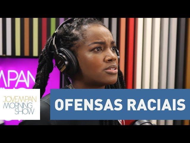 """""""Sempre estou pronta para lidar com isso"""", afirmou IZA sobre ofensas raciais"""