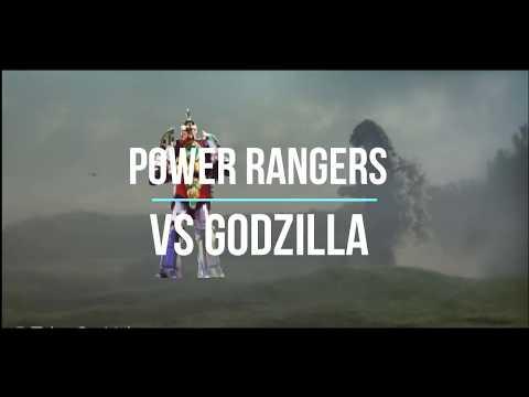 Power Rangers Vs Godzilla