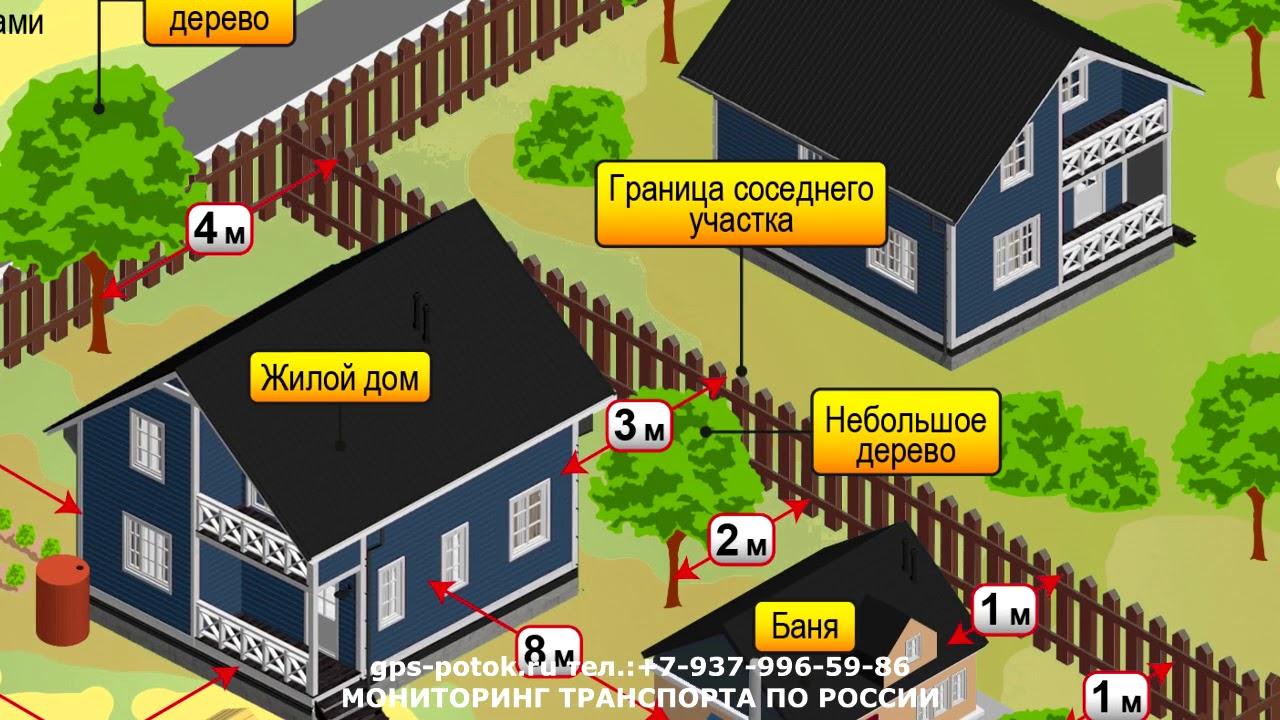 Нормы строительтва забора на участке СНТ, ИЖС и другие. СНИП, ГОСТЫ