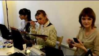 Мастер-класс Сам Себе Визажист(Научись трем видам макияжа за один день, возможны индивидуальные занятия. Ведущий мастер-класса звездный..., 2015-05-19T20:05:32.000Z)