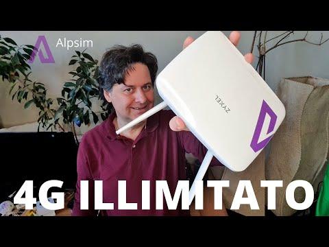 ALPSIM: una SIM illimitata per sostituire la ADSL