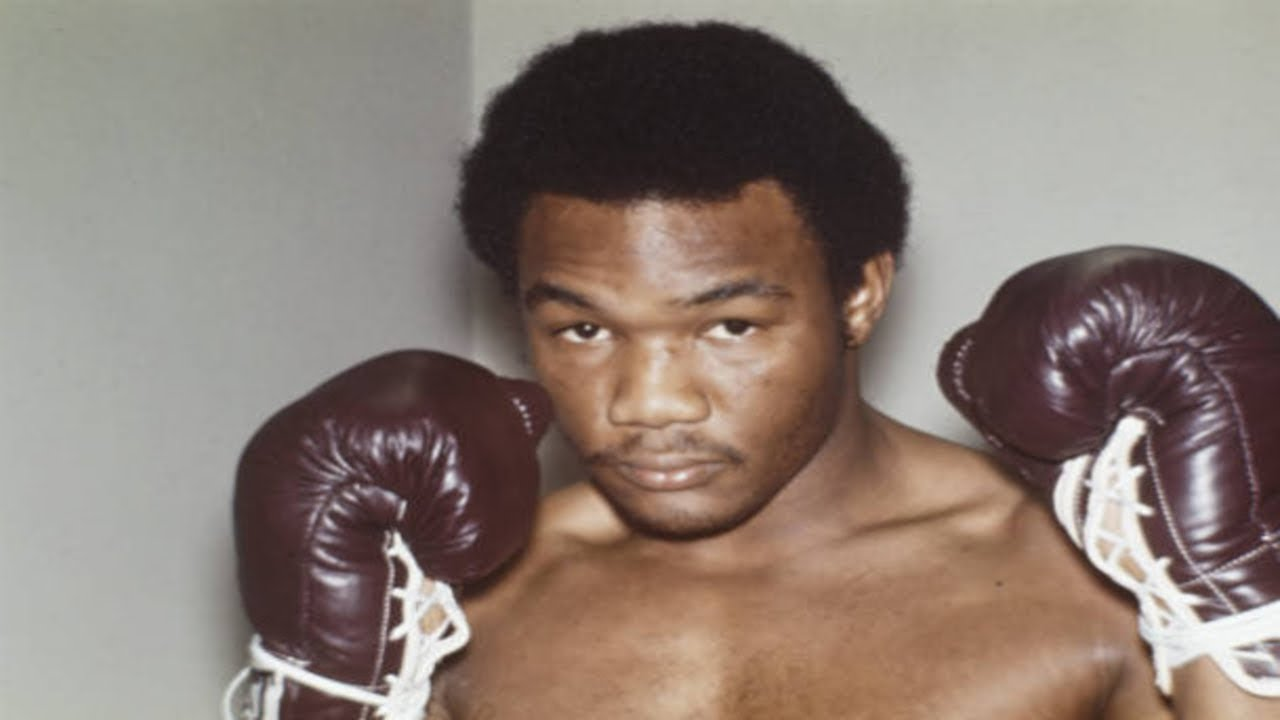 George Foreman - In His Prime ...