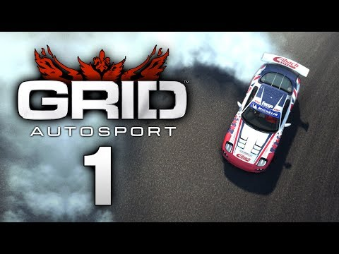 Let's Play Grid Autosport #1 - New Career