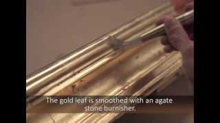 How To Gild Wood - Furniture Design And Construction