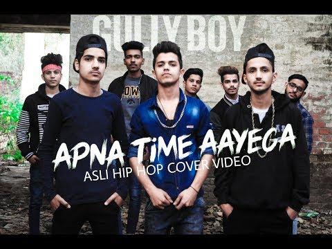 GULLY BOYS || ASLI HIP HOP (COVER VIDEO) ||HALDWANI||
