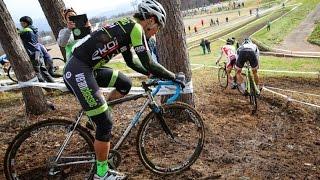 シクロクロス全日本選手権2015男子エリート