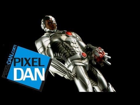 Kotobukiya DC Comics Justice League ArtFX+ Cyborg 1/10 Scale Statue Review