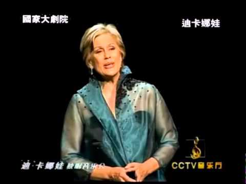 Kiri Te Kanawa -  Beijing Recital 2008