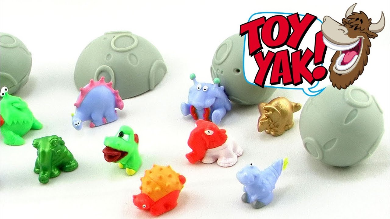Toys That Are Cool : Wicked cool toys crashlings mini figures series video