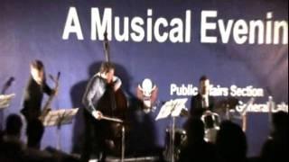 Ari Roland Jazz Quartet- Tera Bina Dil Na lagey Pakistan, Live @ LUMS