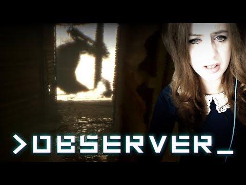 OBSERVER #10 - Der BÖSE Wolf ist DA! ● Let's Play Observer