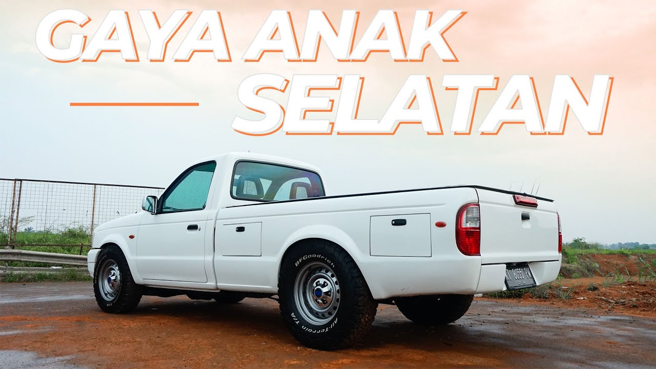 Review Ford Ranger 4x4 Single Cab - CARVLOG INDONESIA
