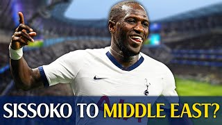 Is Sissoko Heading To The Middle East? [GOOD MORNING TOTTENHAM CLIPS]