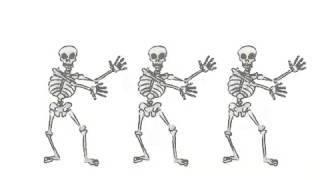 The Skeleton Dance (easy energizer)