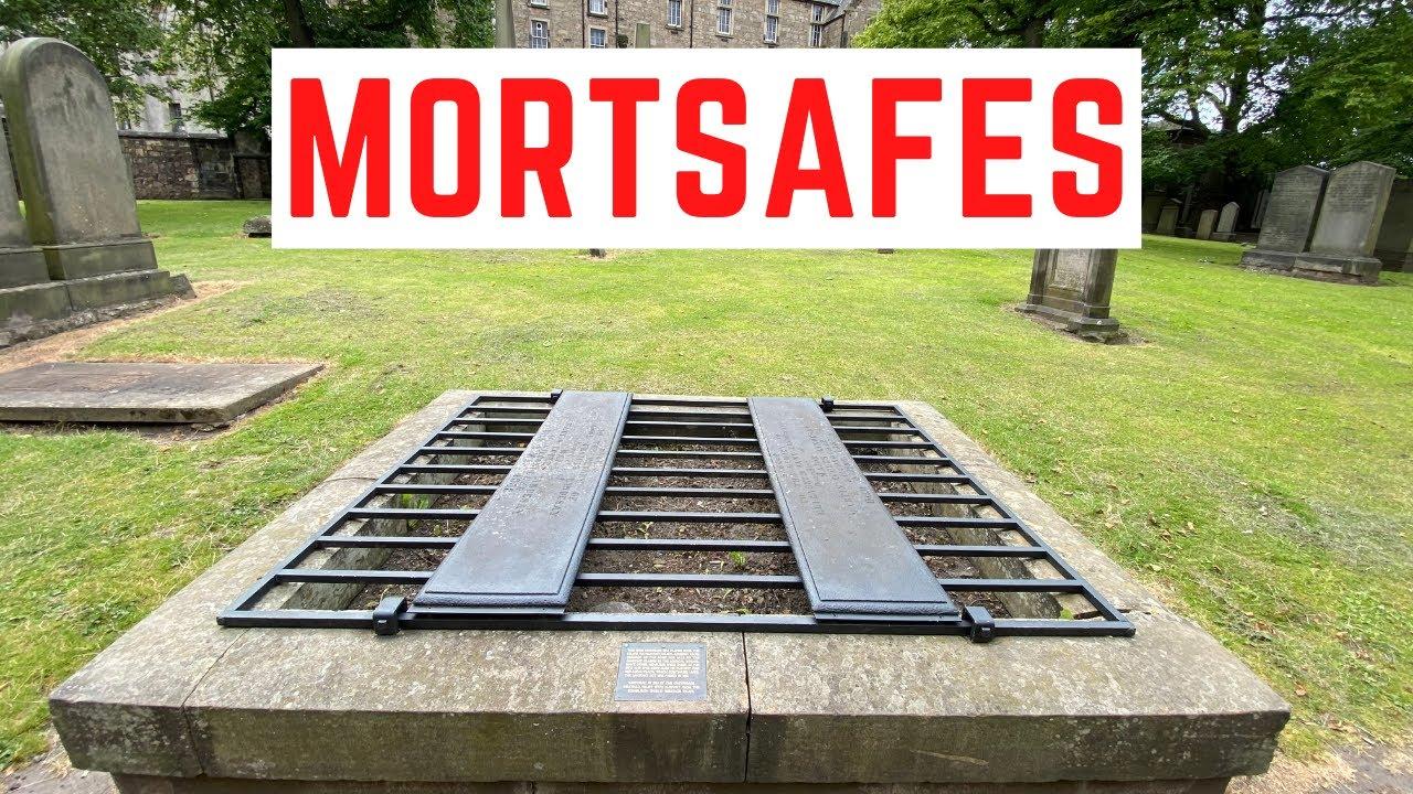 Avoiding The BODYSNATCHERS! - Mortsafes