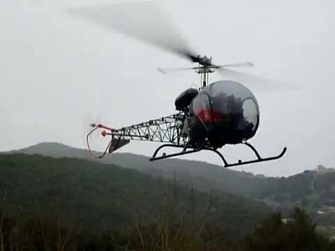 homebuilt helicopter in Greece