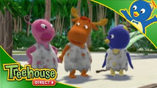 Watch Backyardigans Castaways video