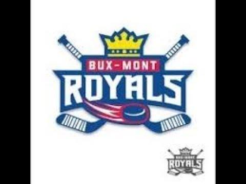 Hatfield Ice Hawks vs  Bux Mont Royals 12 22 2018