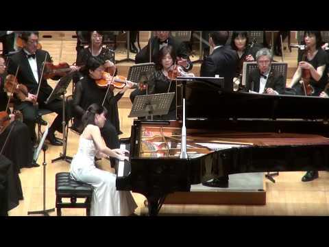 ラフマニノフ ピアノ協奏曲第2番 Op.18 石井楓子  2019