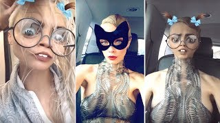 Cara Delevingne | Snapchat Videos | July 18th 2017