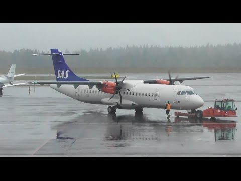 Planes at Gothenburg Landvetter Airport, GOT - Terminal Spotting | 18-10-16