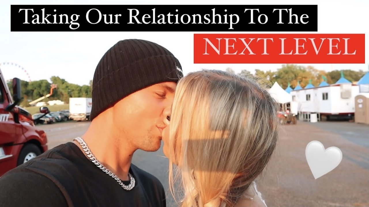 Download Taking My Relationship With My Girlfriend To The NEXT LEVEL.