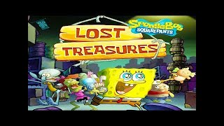 SpongeBob SquarePants: Lost Treasures - Find The Golden Keys And Your Valuables (Nickelodeon Games)