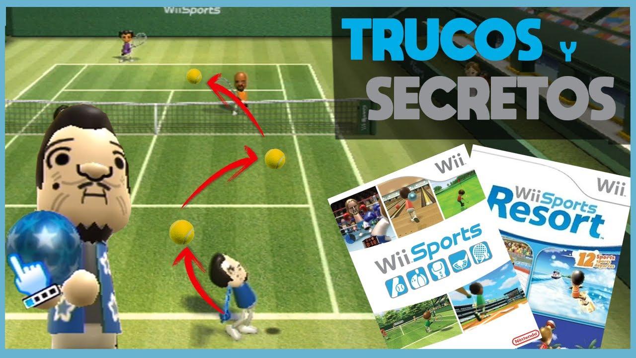 Download 25 TRUCOS y SECRETOS de Wii Sports y Wii Sports Resort (Wii - Wii U)   N Deluxe