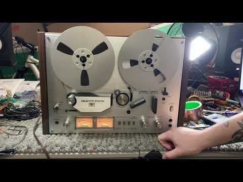 Akai GX-4000D Demo