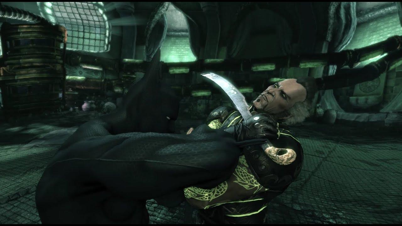 Batman: Arkham City (PC)(Batman Beyond Walkthrough) - Part ...