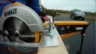 """DWE575 7 1/4"""" Lightweight Circular saw - Review"""