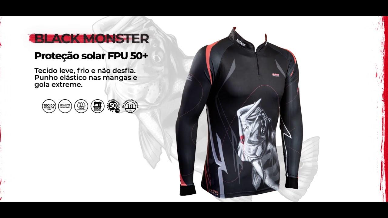 Lançamentos Brk - Camisetas Tucunarés do Brasil. Brk Fishing 9a35cda512bdc