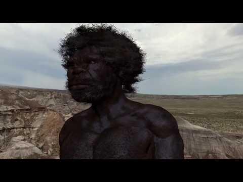 Jebel Irhoud Homo sapiens circa 300 kya