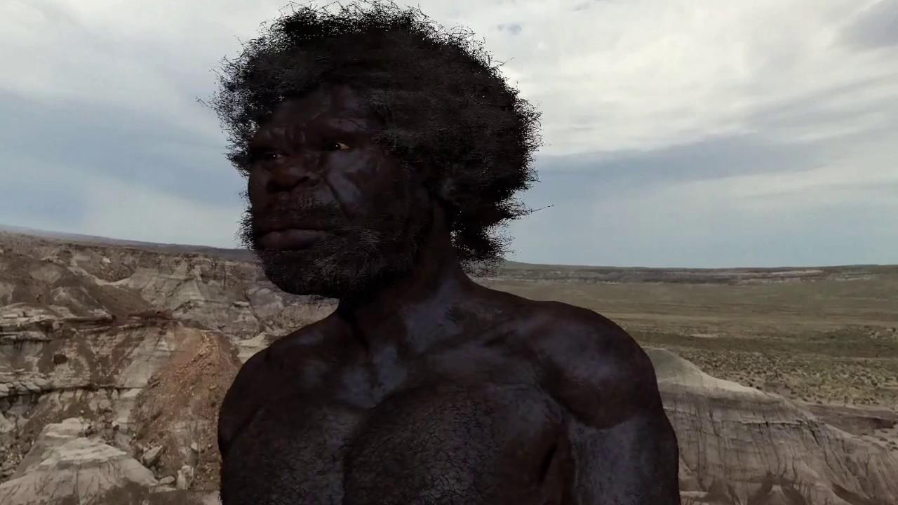 Jebel Irhoud Homo Sapiens Circa 300 Kya Youtube