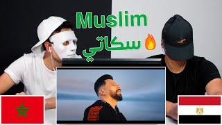 Muslim - SKATI / Egyptian Reaction 🇲🇦 / البابا وصل