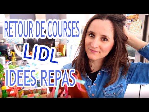 retour-de-courses-lidl-et-idees-repas-|-little-béné