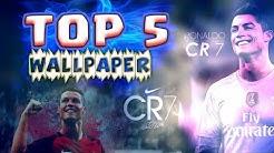 TOP 5 WALLPAPER OF CRISTIANO RONALDO (4K)⭐