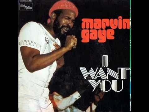 Marvin Gaye  I Want You Acapella Studio & Instrumental Special Valentines Day