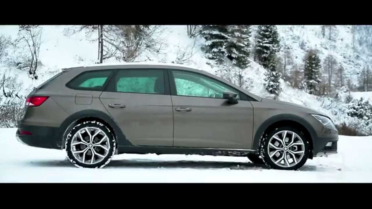 test seat leon x perience youtube. Black Bedroom Furniture Sets. Home Design Ideas