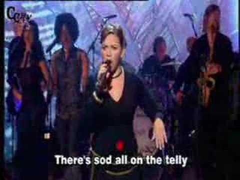 Charlotte Church Theme tune from  1 series 1