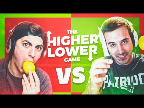 Higher or Lower vs xBuyer | EL RETO DEL LIMÓN | FUT DRAFT Challenge
