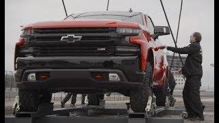 เผยโฉม All-New 2019 Chevrolet Silverado รถกระบะขนาด full size ก่อนเปิดตัวอย่างเป็นทางการ