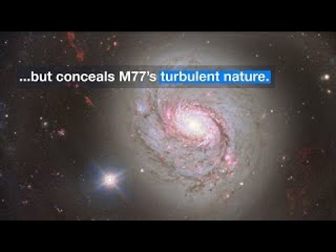 ESOcast 115 Light - Meet One of the Most Energetic Objects in the Universe - HD