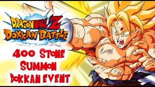 Dokkan Battle - Dokkan Event 400DS SUMMONS - SSRs EVERYWHERE